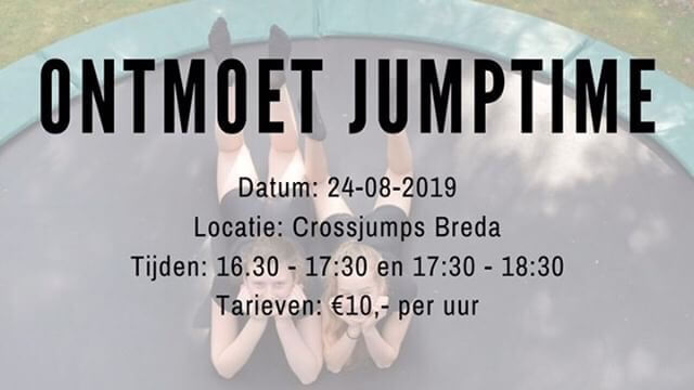 JumpTime bij Cross Jumps trampolinepark