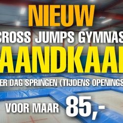 maandkaart Cross Jumps Gymnastics