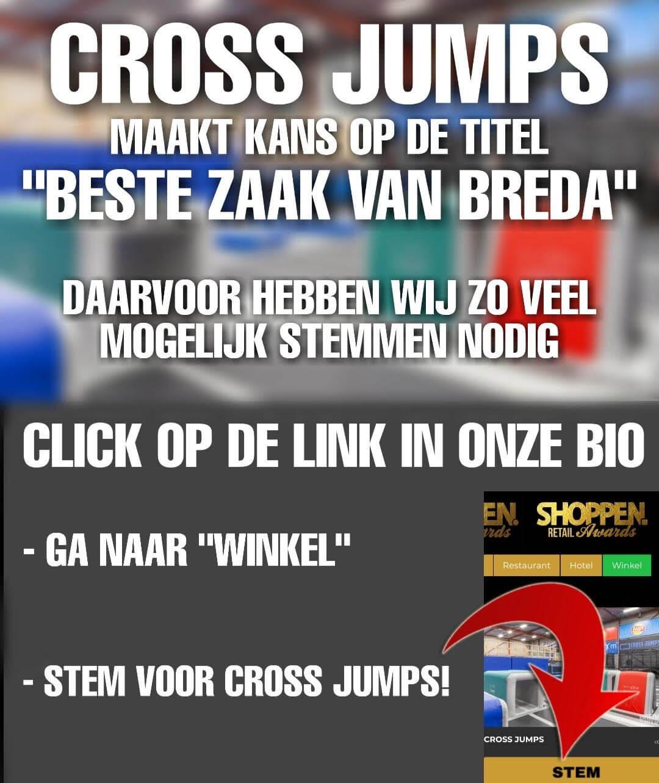 cross jumps beste zaak van breda