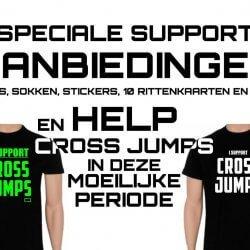 i support cross jumps