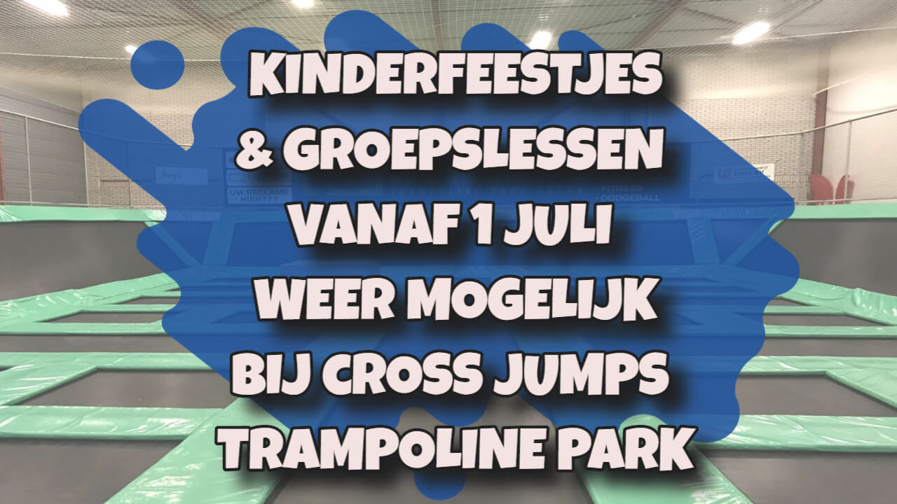 cross jumps weer open