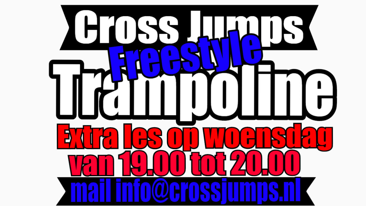 freestyle trampoline