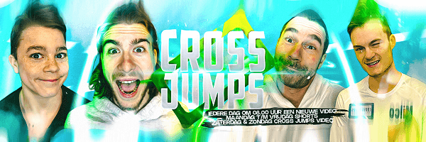 cross jumps youtube