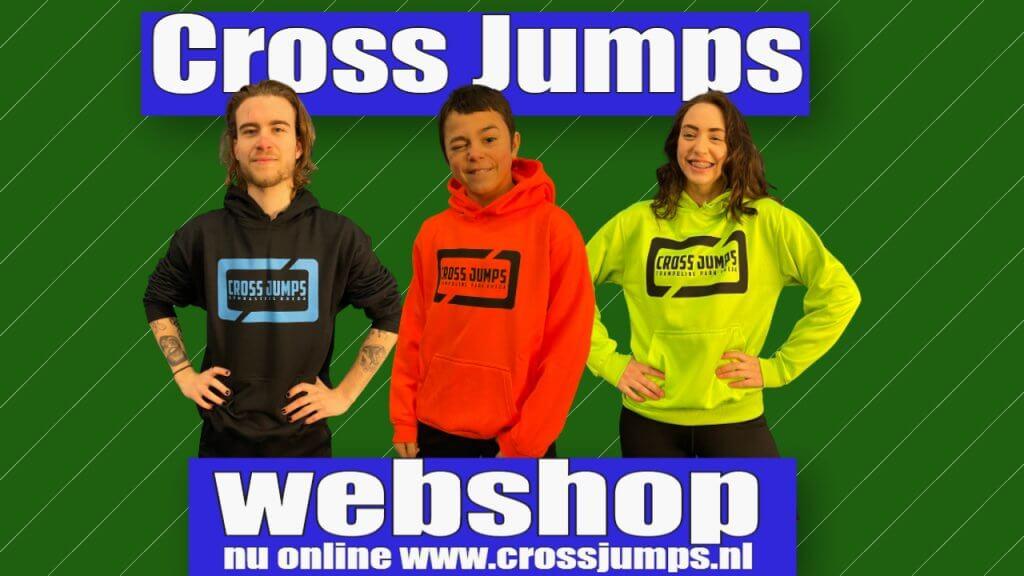 cross jumps webshop